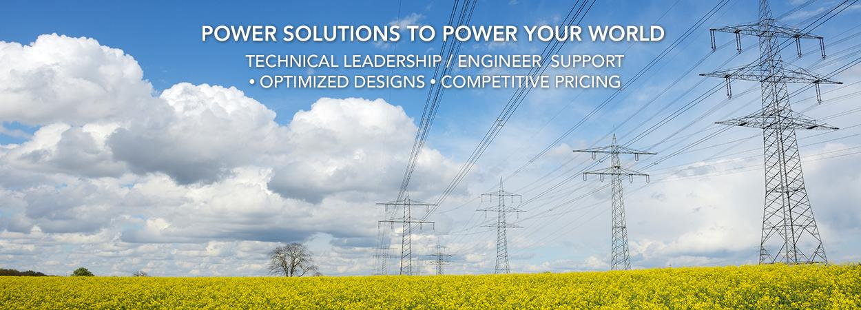 Powertronix - Technical Engineering Leadership, Optimized Designs