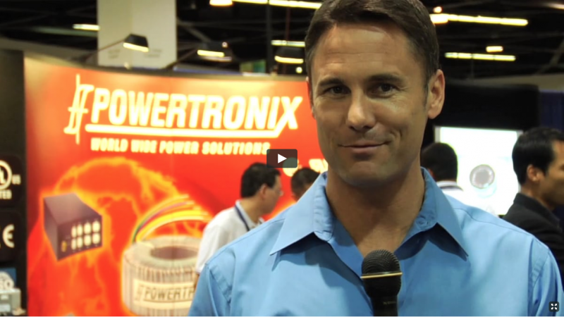 Powertronix MD&M West 2010
