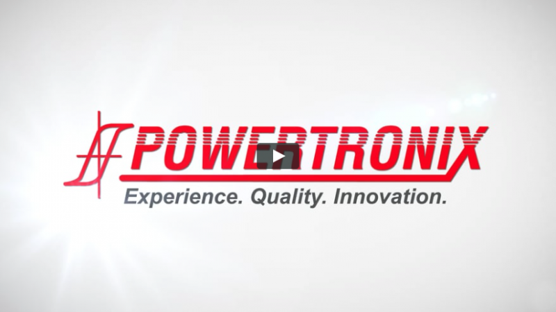 Powertronix Power Solutions Video