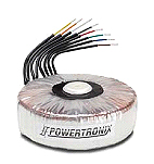 Advantages of Toroidal Transformer powerTronix