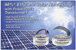 High Efficiency Transformers for Renewable Industry
